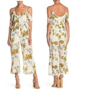 RAGA | NWT Buttercup Fields Jumpsuit Size Large